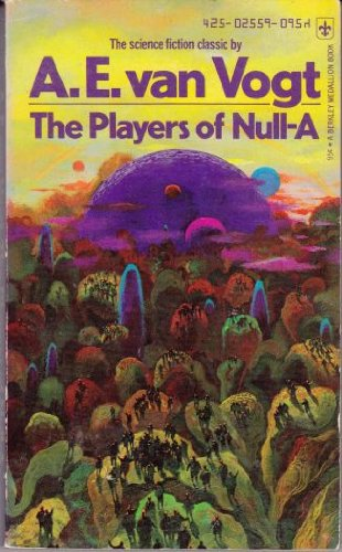 Players Of Null-a - Van Vogt, A. E.