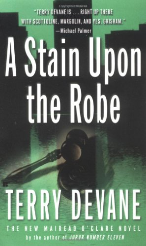 A Stain Upon The Robe - Terry Devane