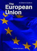 Citizens Guide to the European Union - Willougby, Douglas