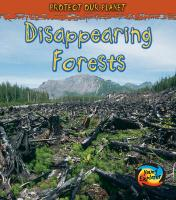 Disappearing Forests - Royston, Angela