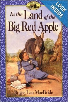 In the land of the big red apple - MacBride, Roger Lea
