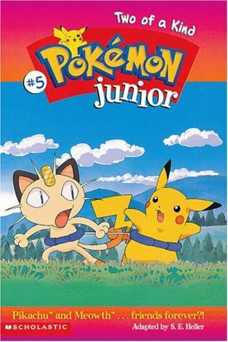 Two Of A Kind ? (Pokemon Junior,No.5) - Sarah Heller