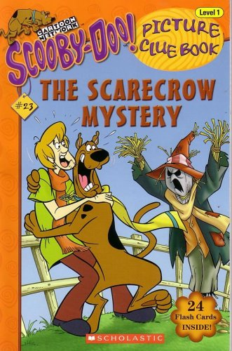 The Scarecrow Mystery (Scooby-Doo! Picture Clue Book, No. 23) - Shannon Penney