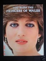 God Bless the Princess of Wales - CHRISTOPHER BENTHAM-SMITH