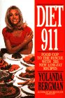 Diet 911 : Food Cop to the Rescue with 265 New Low-Fat Recipes - Yolanda Bergman