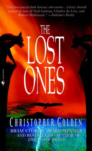 The Lost Ones: Book 3 of The Veil - Christopher Golden