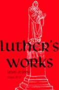 Luther's Works Lectures on Genesis/Chapters 31-37 (Luther's Works) [Hardcover]