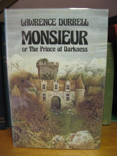 Monsieur or The Prince of Darkness - Durrell, Lawrence