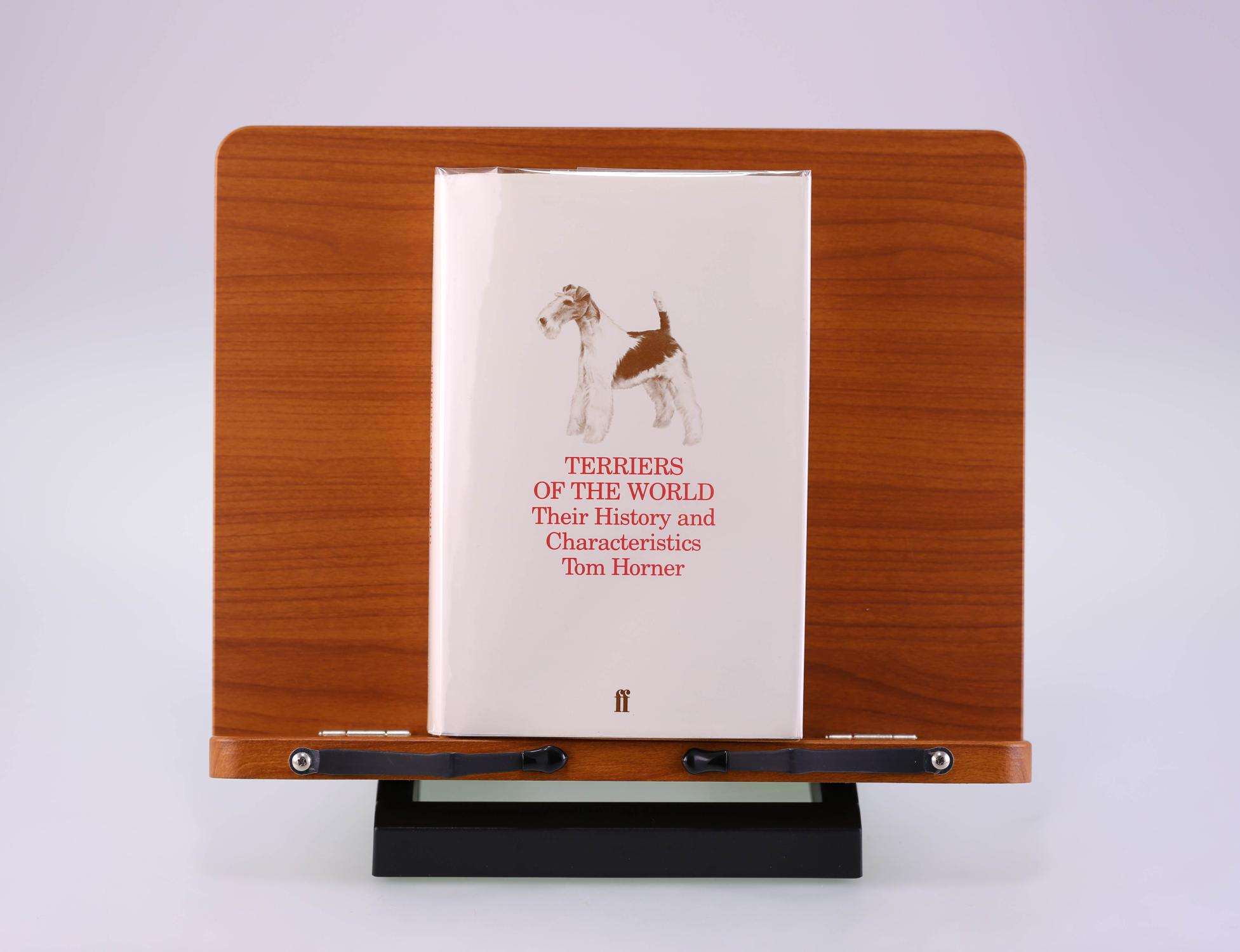 Terriers of the World: Their History and Characteristics - Horner, Tom