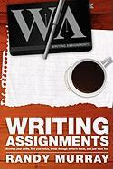 Writing Assignments - Murray, Randy
