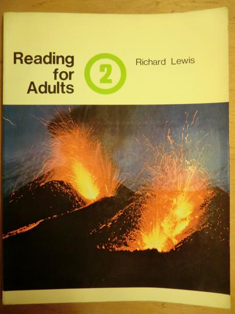 Reading for Adults Book 2 (English Edition) - Lewis, Richard D.