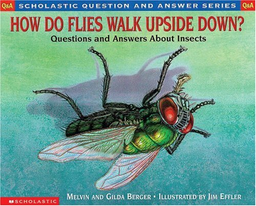 How Do Flies Walk Upside Down: Questions and Answers About Insects - Melvin Berger; Gilda Berger