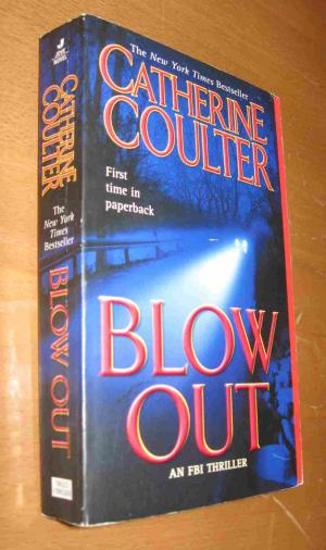 Blow  Out  1. Auflage - Coulter, Catherine
