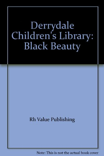 Black Beauty - Anna Sewell; Random House Value Publishing Staff