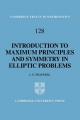 An Introduction to Maximum Principles and Symmetry in Elliptic Problems