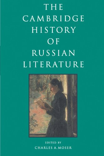 The Cambridge History of Russian Literature - Charles Moser
