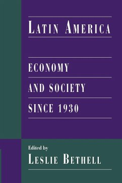 Latin America: Economy and Society Since 1930
