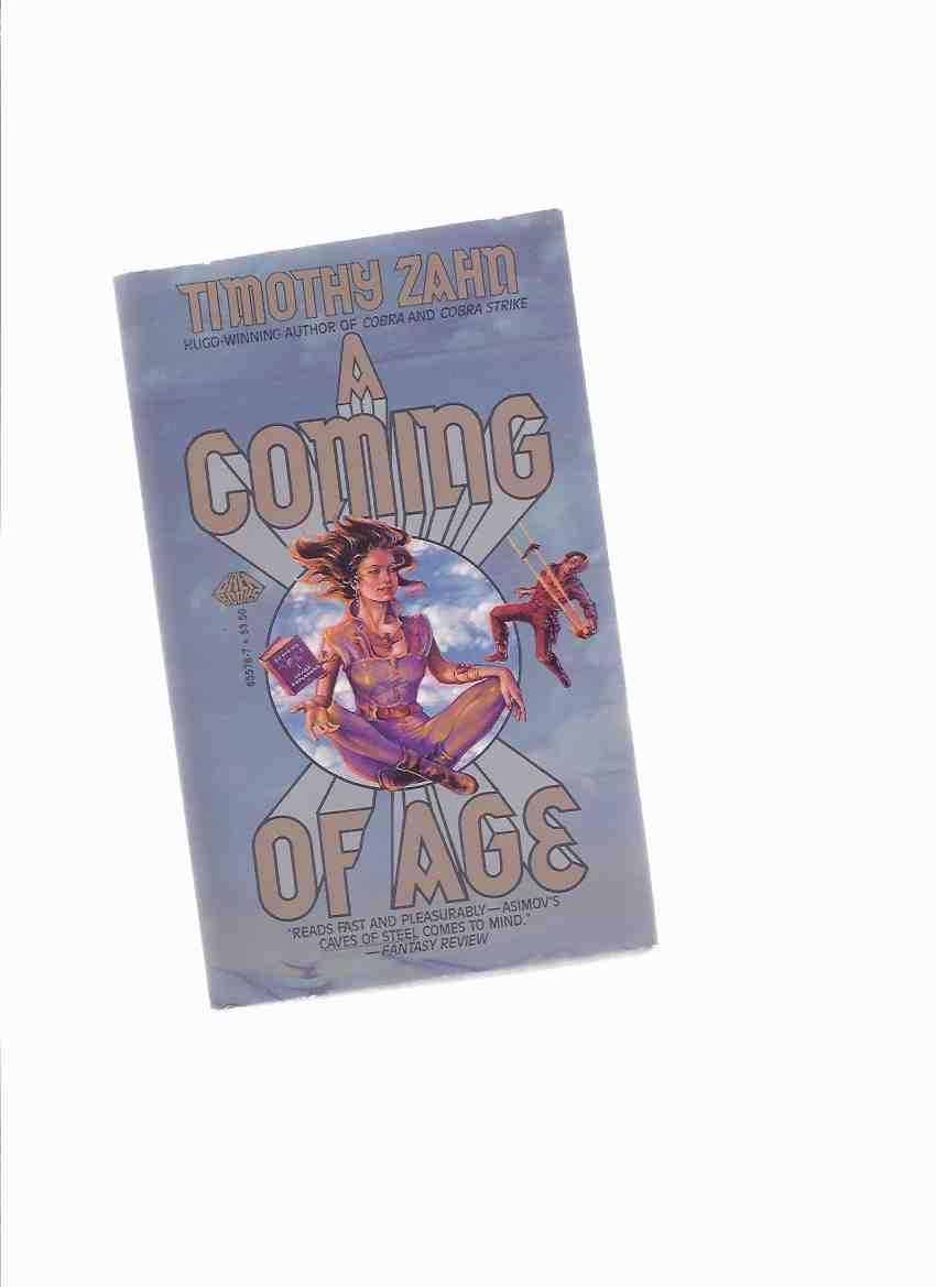 A Coming of Age -by Timothy Zahn -a Signed Copy - Zahn, Timothy (signed)