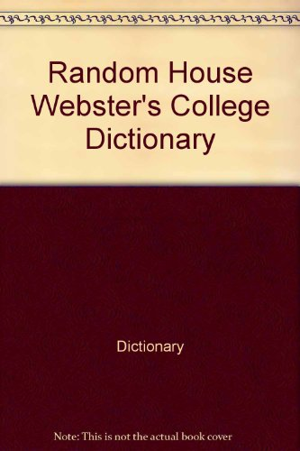Random House Webster's College - Dictionary