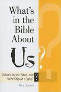 What's in the Bible about Us? - Joyner, Alex