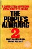 The People's Almanac - David Wallechinsky; Irving Wallace