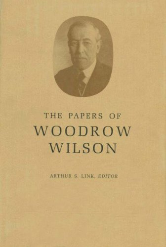 032: The Papers of Woodrow Wilson, Volume 32: January 1-April 16, l915: January 1-April 16, 1915 v. 32 - Woodrow Wilson