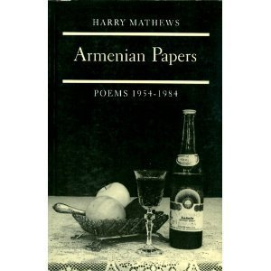 Armenian Papers: Poems l954-l984 (Princeton Series of Contemporary Poets) - Harry Mathews