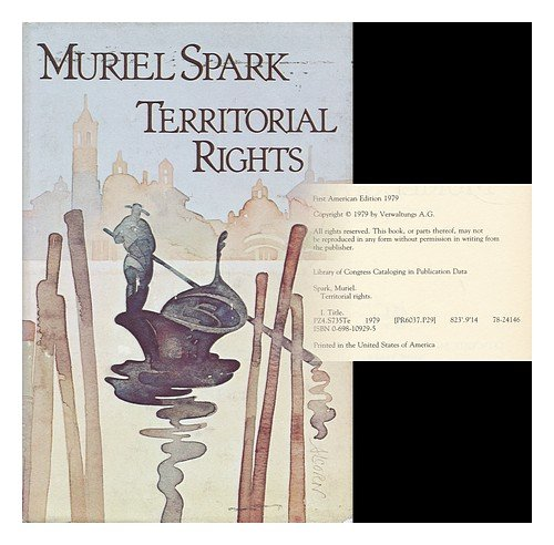 Territorial Rights - Muriel Spark
