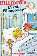 Clifford's First Sleepover - Bridwell, Norman