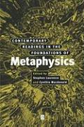 Contemp Rdgs Fndns Metaphysics