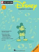 Disney: Jazz Play-Along Volume 10