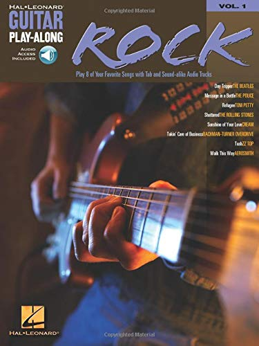 Rock Guitar Play-Along - Hal Leonard Corp.