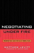 Negotiating Under Fire: Preserving Peace Talks in the Face of Terror Attacks