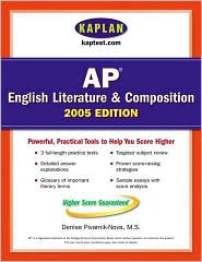 Kaplan AP English Literature and Composition 2005 (Kaplan AP English Literature & Composition)
