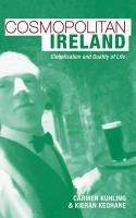 Cosmopolitan Ireland: Globalization and Quality of Life