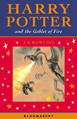 Harry Potter and the Goblet of Fire (Celebratory Edition) - Rowling, J. K.