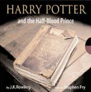Harry Potter 6 and the Half-Blood Prince. Adult Edition. 17 CDs