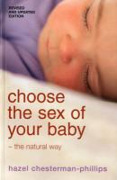 Choose the Sex of Your Baby