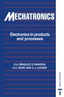 Mechatronics: Electronics in Products and Processes