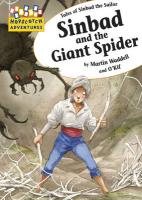 Sinbad and the Giant Spider - Waddell, Martin