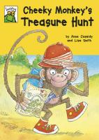 Cheeky Monkey's Treasure Hunt. by Anne Cassidy - Cassidy; Cassidy, Anne