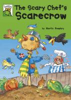Scary Chef's Scarecrow. Martin Remphry - Remphry, Martin