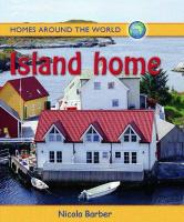 Island Home - Barber, Nicola