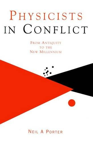 Physicists in Conflict: From Antiquity to the New Millennium - Porter, Neil A.