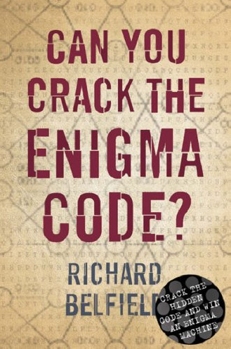 Can You Crack The Enigma Code? - Richard Belfield