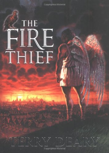 The Fire Thief - Terry Deary