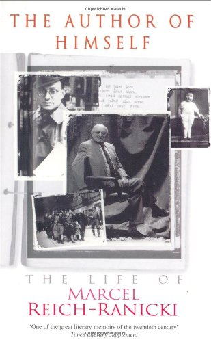 The Author of Himself: The Life of Marcel Reich-Ranicki - Marcel Reich-Ranicki