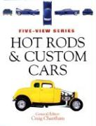 Hot Rods and Custom Cars (Five-View)
