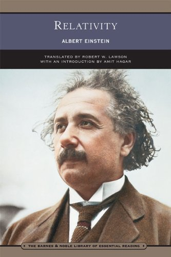 Relativity (Barnes  &  Noble Library of Essential Reading): The Special and the General Theory - Albert Einstein