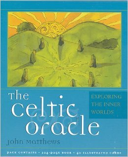 The Celtic Oracle: Exploring the Inner Worlds (Boxed set - book and Tarot cards) - John Matthews